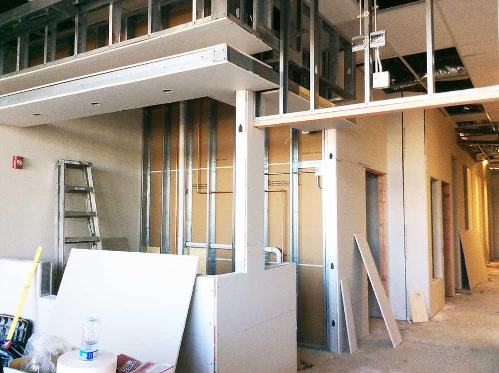 Construction | White Plains Dental | Northbrook IL