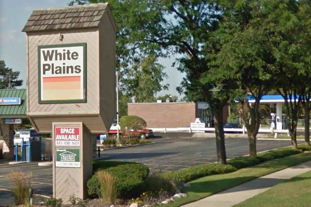 White Plains Shopping Center