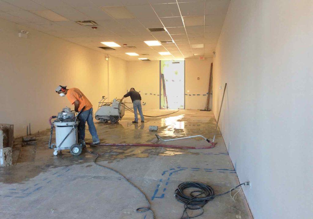 White Plains Dental - Construction