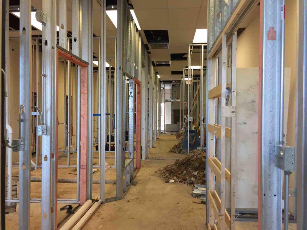 White Plains Dental Construction Image | Northbrook IL