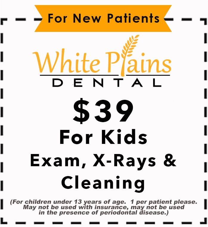 Dental Coupon - White Plains Dental